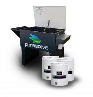 Purasolve PS6 Parts Washer Kit