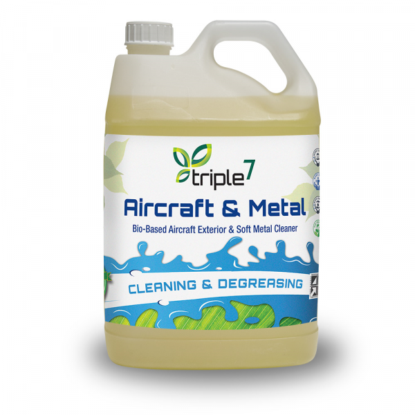 Triple7 Aircraft & Metal Cleaner