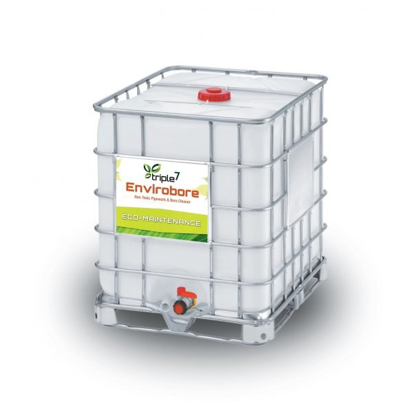 Triple7 Envirobore 1000L Bore Cleaner