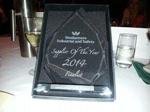 Sustainability Award - Blackwoods