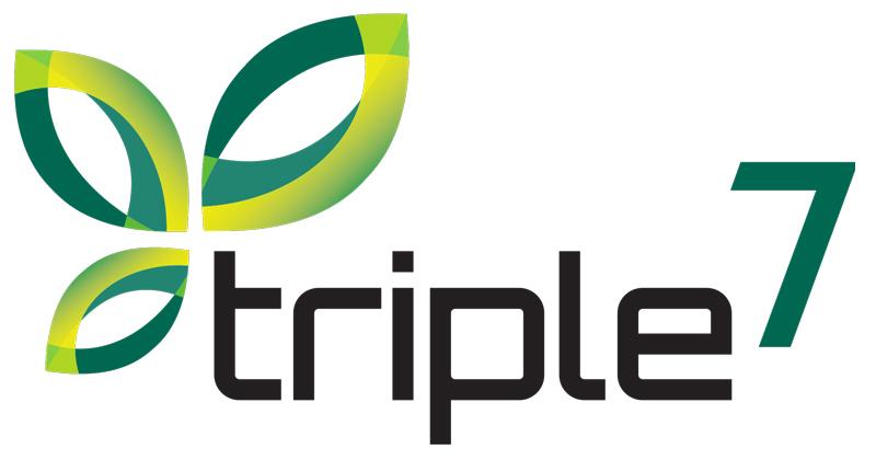Triple7 brand logo