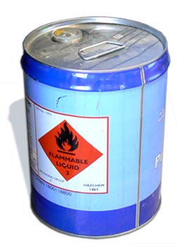 Flammable Chemical