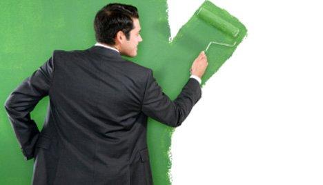 Deceptive Greenwashing