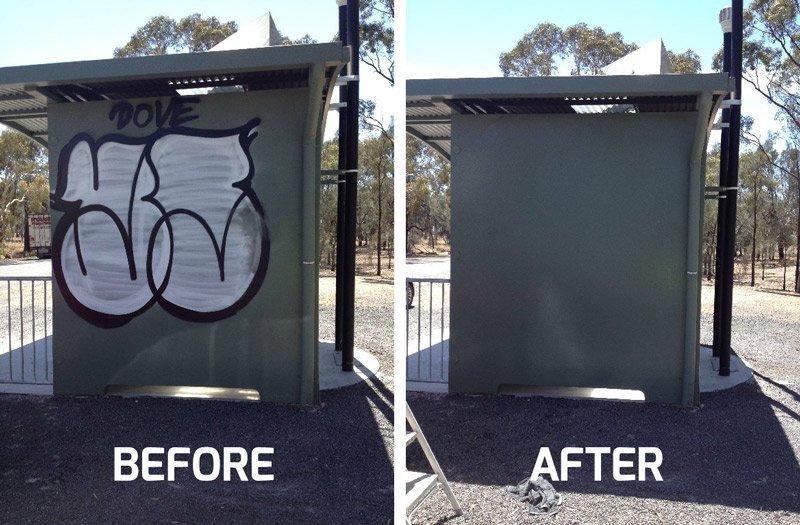 graffitti remover